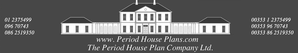 Period House Plans